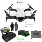 C-Fly DF806 Faith 5G WiFi FPV 1080P HD Camera GPS Brushless Precision Hover RC Quadcopter RC Drone With Bag