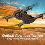 LeadingStar F62 2.4G WIFI 4K 16mp HD wide angle camera RC drone optical flow gesture control smart follow quadcopter Helicopter