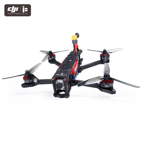 iFlight X DJI TITAN DC5 222mm 5inch 4s 6s FPV drone BNF with DJI HD FPV Air Unit/XING 2207 Motor/SucceX-D F7 50A stack for FPV