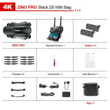 profesional drone 4k Ultra HD 5G WiFi dron 4KM  Live Video FPV 3-Axis Anti-shake Gimbal  rc quadcopter
