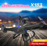 Aerial RC drone X183 - Mall of Drone