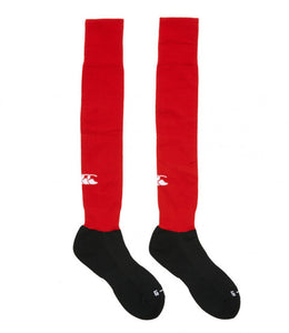 Canterbury Rugby Playing Socks - Plain