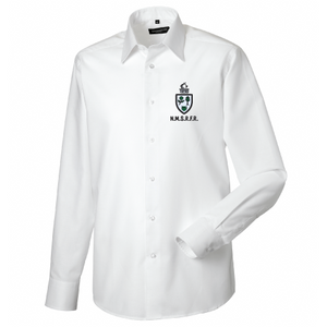 North Midlands Referees Dress Shirt - White