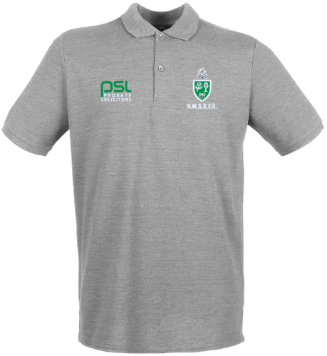 North Midlands Referees Grey Polo Shirt
