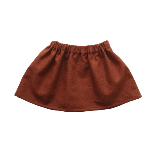 Simple Skirt | Rust