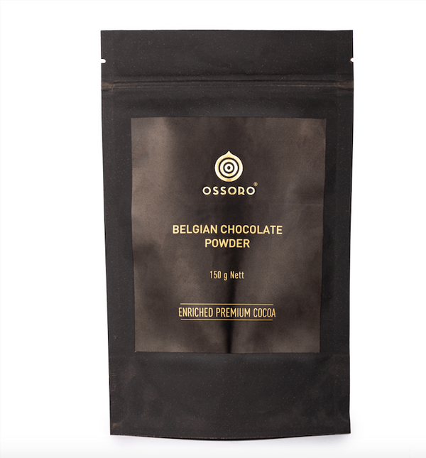 Ossoro Belgian Chocolate Powder