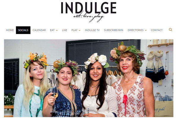 Indulge Magazine - Jindal launches pearls