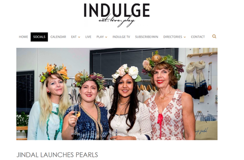 Indulge Magazine