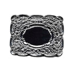 Oval Military Belt Buckle 1