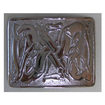 Zoomorphic Pattern Buckle 1