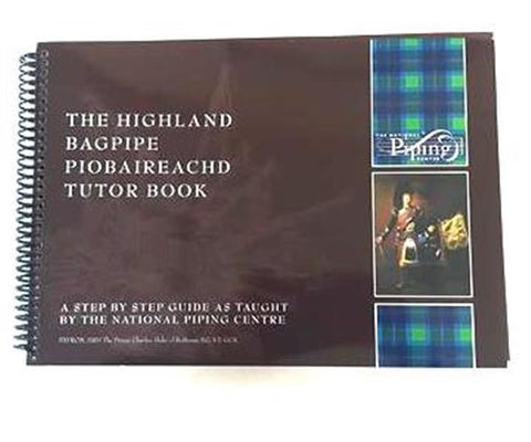 Piping Centre Piobaireachd Tutor Book