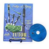College of Piping Tutor with CD - Volume 3