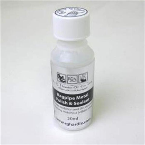 RG Hardie Bagpipe Metal Polish & Sealant