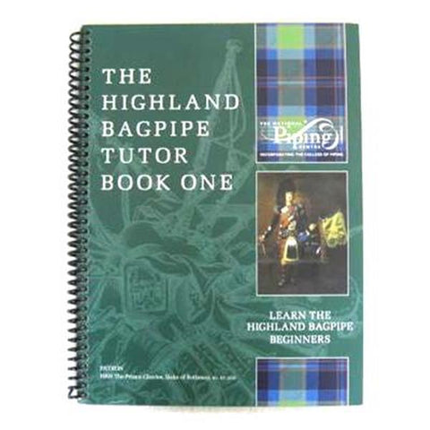 "Piping Centre Tutor - Volume 1 (The ""Green Book"")"