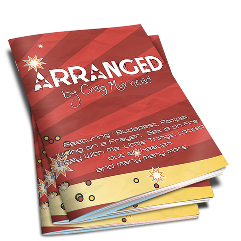 Arranged by Craig Muirhead