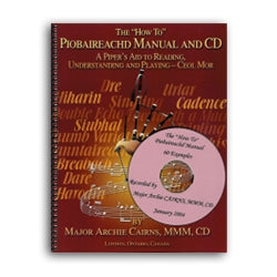 Archie Cairns - How-To Manual for Piobaireachd 1