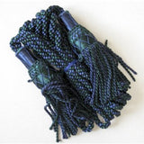 Blackwatch Silk Cords