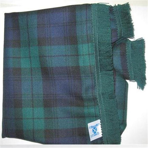 Deluxe Tartan Bag Covers with Zippers 1