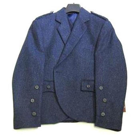 Men's Braemar - Blue Jacket