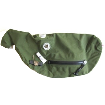 Canmore Pipe Bag with Zipper 1