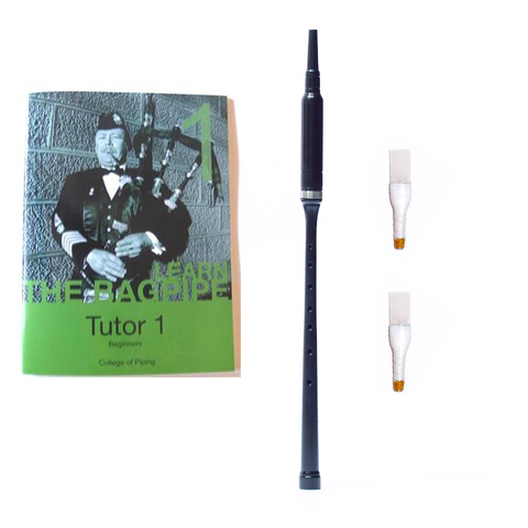 Deluxe Practice Chanter Beginner Kit 1