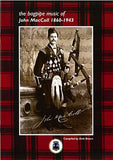 Bagpipe Music of John MacColl 1