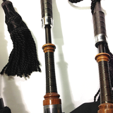 McCallum Folk Pipes - Poly or Blackwood 2