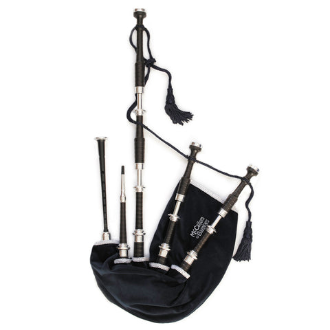McCallum Full Alloy Bagpipes 1
