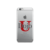 Dojo University iPhone Case