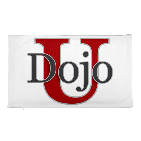 Dojo University Rectangular Pillow Case
