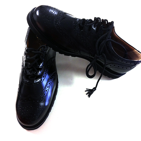 Premium Orthotic Ghillie Brogue 1
