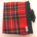Deluxe Tartan Bag Covers with Zippers 2