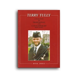 Collection of Traditional & Contemporary Irish Music - Book 3 - Terry Tully