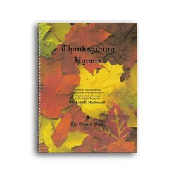 Thanksgiving Hymns - K MacDonald