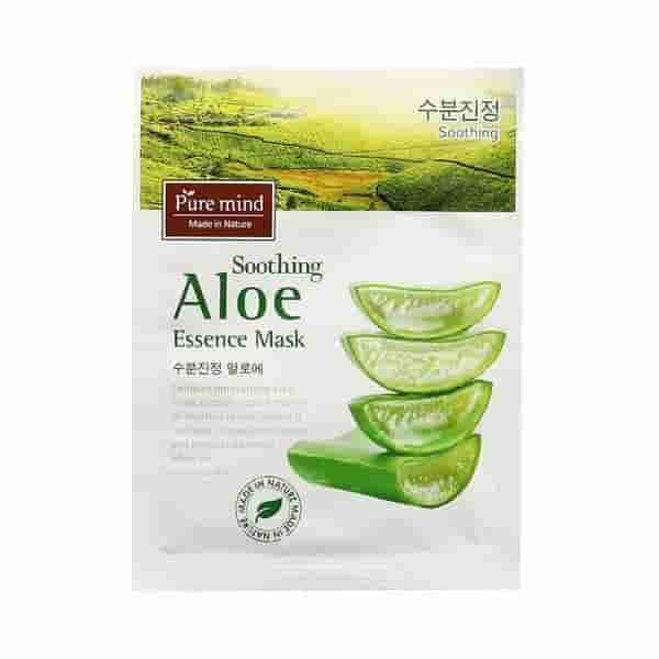 Pure Mind Aloevera Sheet Mask