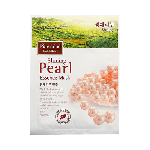 Pure Mind Pearl Sheet Mask
