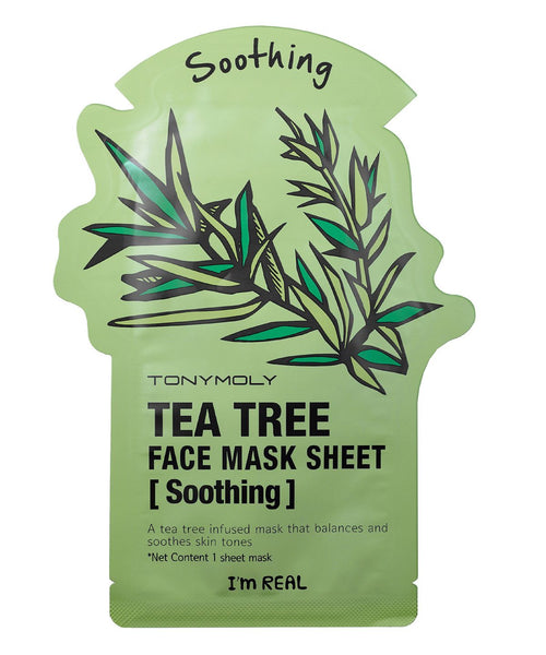 TonyMoly Mask Sheet Tea Tree