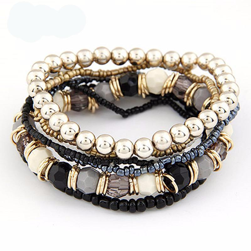 shop the multilayer Bracelet to express the Holy lady you are Get your's Now!