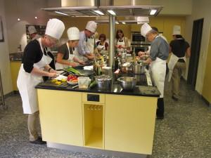 Kochkurse, Events, Teamevents - Cuisines Cartier - Basel