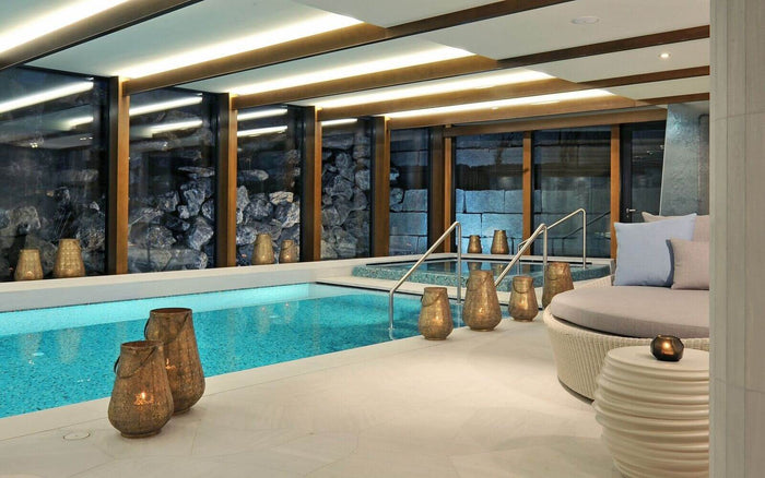 Luxushotel-Beauty-Wellness.  Atlantis by Giardino/Zürich