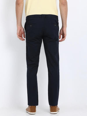 t-base men's blue slim tapered chinos