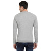 t-base Natural V Neck Solid Sweater