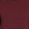 t-base Navy Round Neck Stripe Sweater