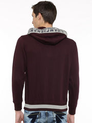 Full Zip Hoody Sweatshirt - tbase