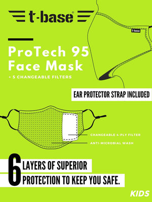 t-base Adult Face Mask