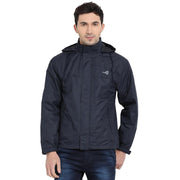 Graphite Waterproof Rainwear Jacket - tbase