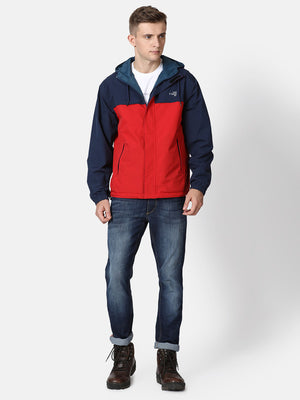t-base rainwear jacket
