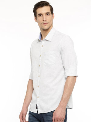 Slub stripes shirt - tbase