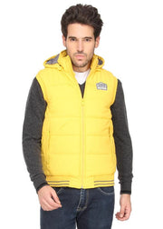 Core quilted vest jacket