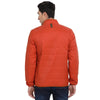 t-base rust solid padded jacket